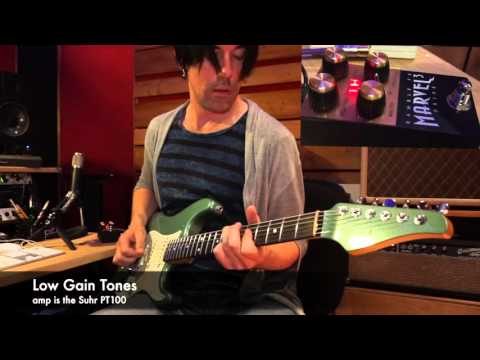 Ramble FX Marvel Drive, demo by Pete Thorn