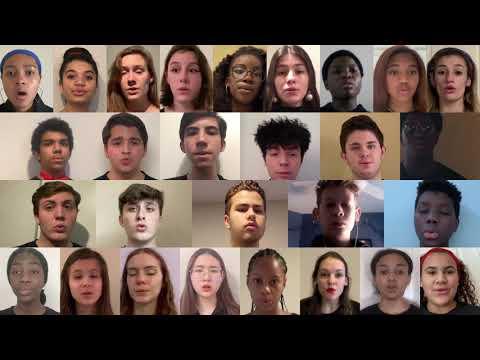 "Glenelg Country School Upper School Choir ""Solstice Song"""