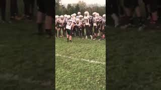 8th grade football pump up