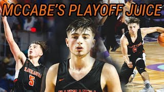 Jordan McCabe Leads His Team To The STATE FINALS! Wisconsin