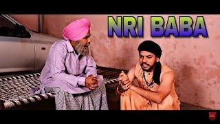 NRI Baba ( Full Comedy Video ) | Latest Comedy Video 2018 | Jeet Pencher Wala