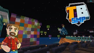 To Dye For Dye Shop!- Truly Bedrock SMP Season 2! - Episode 47
