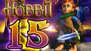 The Hobbit - Video Game 100% Walkthrough - (PS2, GCN, XBOX, PC) - Part 15