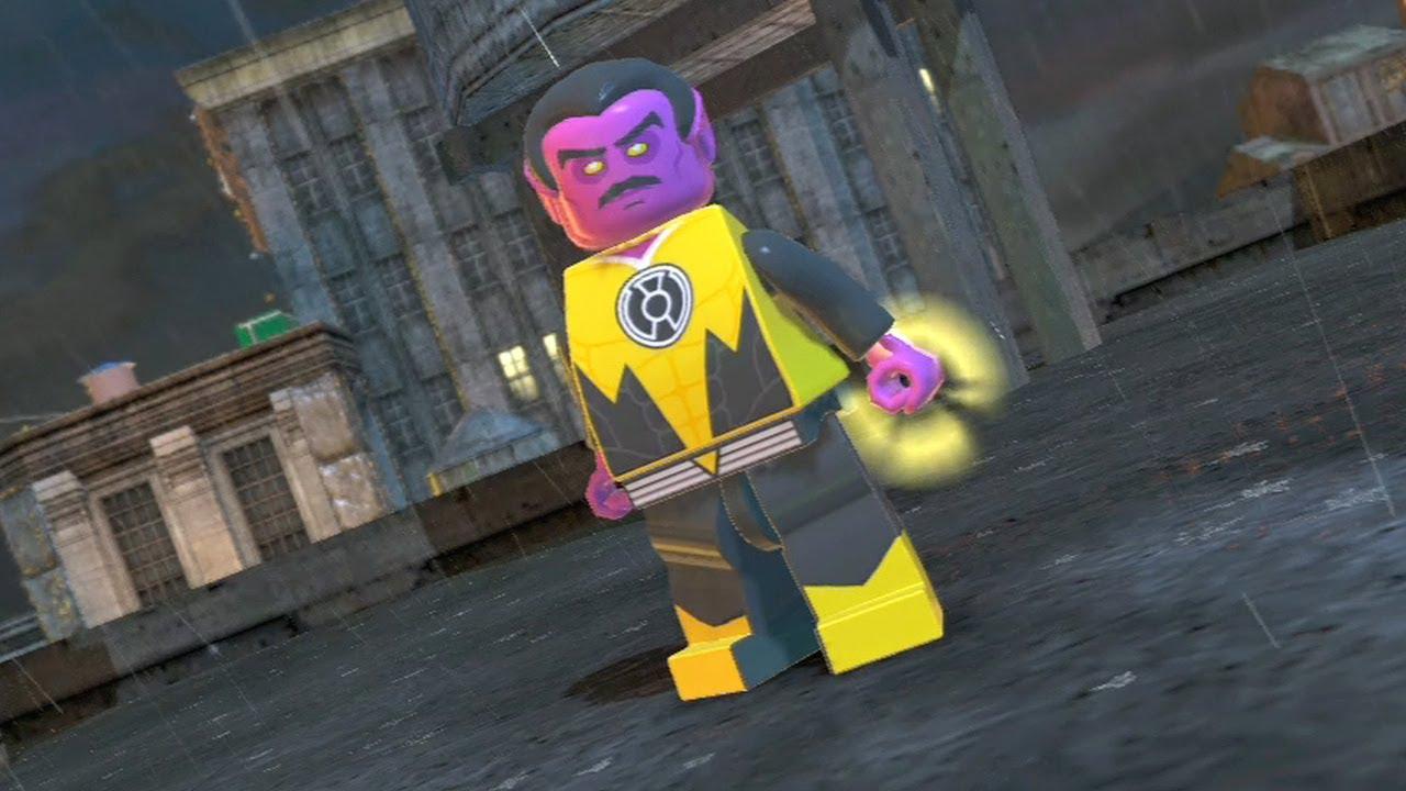 Mundo Aberto Em Lego Batman 2 Dc Super Heroes Youtube