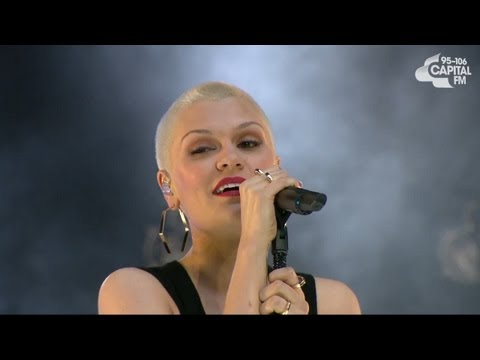 Jessie J - Laserlight LIVE @ Capital Summertime Ball 2013 HD