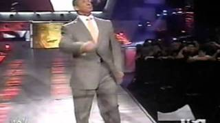 WWE RAW: Mr. McMahon Entrance - (9-24-07)