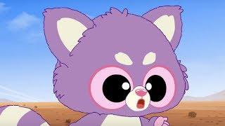 Юху и его друзья –Пустынный рай 1 - сезон 1 серия 13 – обучающий мультфильм для детей