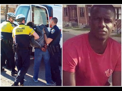 Police Killing EVERYBODY regardless of race. (Freddie Gray, Gilbert Flores)