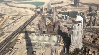Mi viaje a Dubai (EUA) la sombra más larga del mundo Burj Khalifa