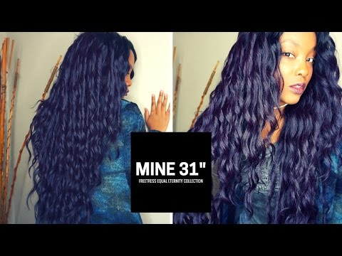 31 INCH WIG?? FREETRESS EQUAL MINE | @MEEKFRO | DIVATRESS.COM REVIEW