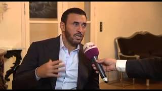 Interview Kadim Al sahir Olympia Paris