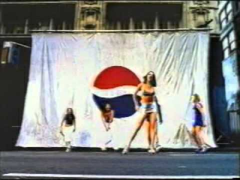 Pepsi Spice Girls بيبسي سبايس جيرلز