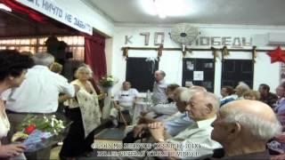 День Учителя в Союзе Ветеранов Великой Отечественной Войны - из 2 частей