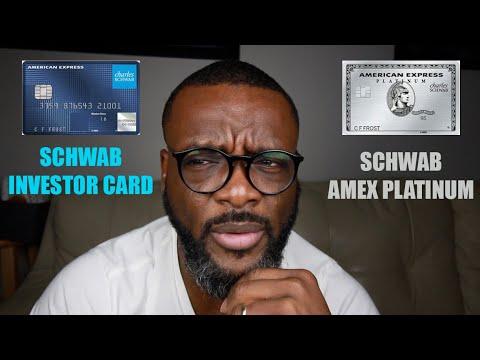 Schwab Investor Card Vs Schwab American Express Platinum