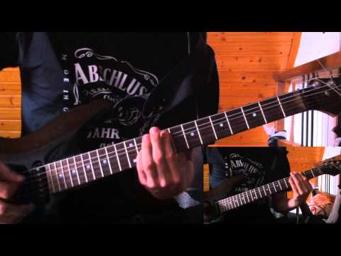 how to play slipknot on guitar