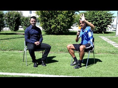 الإعلامي إبراهيم حنيفي في ضيافة النجم Filippo Inzaghi في البندقية