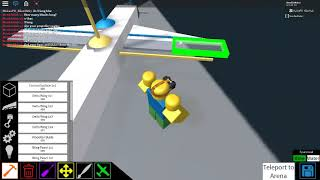 Roblox how to build a plane in crazy plane.