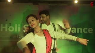 HOLI SPIRIT OF DANCE: Choreography by Neha Mirajkar and Rahul Chaudhari