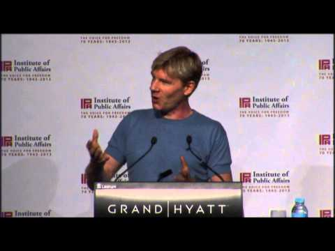 Bjorn Lomborg: what are the real problems facing the world?