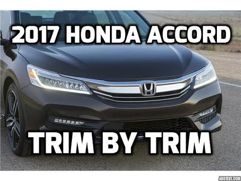 2017 Honda Accord Facts Information Specs