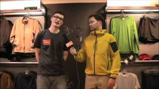 LiveOutThere.com Tech Talk: Gamma MX Jacket from Arc