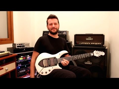 """Dream Theater - """"Moment Of Betrayal"""" Guitar Solo Cover"""