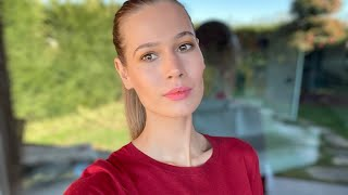 Свежий Макияж с новыми продуктами Fenty Beauty Armani A Contour Анна Корн