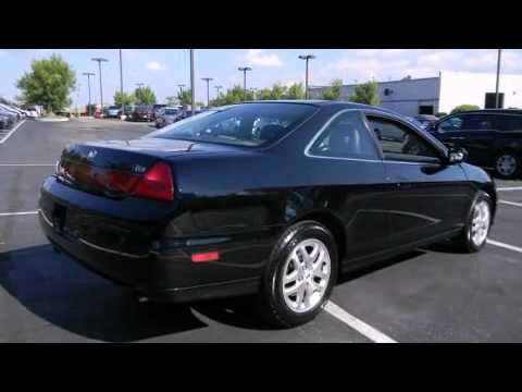 2002 honda accord 3 0 ex w leather in schaumburg il 60173 youtube. Black Bedroom Furniture Sets. Home Design Ideas