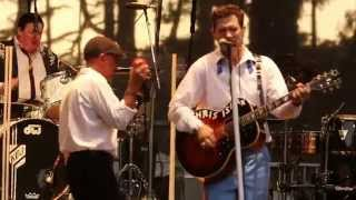 Watch Chris Isaak You Took My Heart video