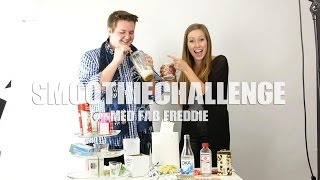 Smoothie Challenge - med Fab Freddie | Ella Grundel