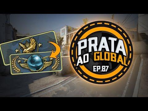 DEFUSE EMPATA PARTIDAS [DO PRATA AO GLOBAL] #87