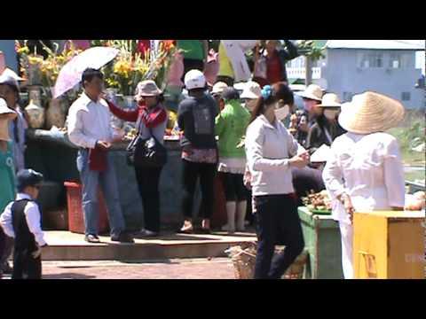 Quan Âm Phật Đài ( Mẹ NAM HẢI ) Bạc Liêu (07/2010) Part 1