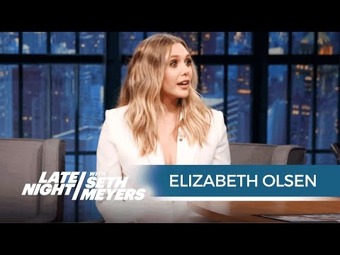 Elizabeth Olsen Talks Playing Scarlet Witch in Captain America: Civil War