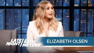 Elizabeth Olsen Talks Playing Scarlet Witch in Captain America: Civil War