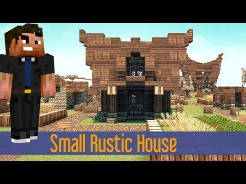 Nordic style house minecraft