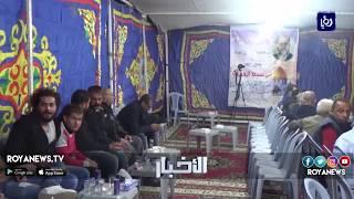 الأسير الأردني إبراهيم العملة يعود بعد أكثر من عام ونصف في سجون الاحتلال - (8-3-2018)