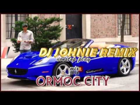 DJ JOHNIE NONSTOP Ghost MIX ORMOC CITY