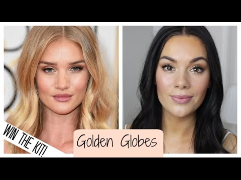 ROSIE HUNTINGTON-WHITELEY GET THE LOOK + MAKEUP REVOLUTION GIVEAWAY   Beauty's Big Sister