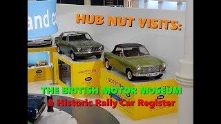 Historic Rally Car Register at the British Motor Museum