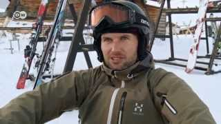 видео Горнолыжные курорты Швейцарии. Вербье