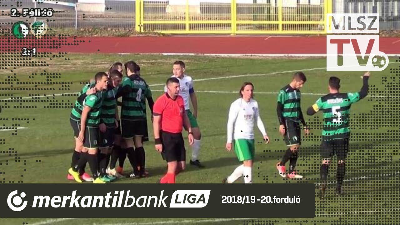 Budaörs - WKW ETO FC Győr | 3-1 (1-1) | Merkantil Bank Liga NB II.| 20. forduló