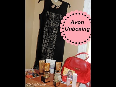 Avon Unboxing Campaigns 10 and 11