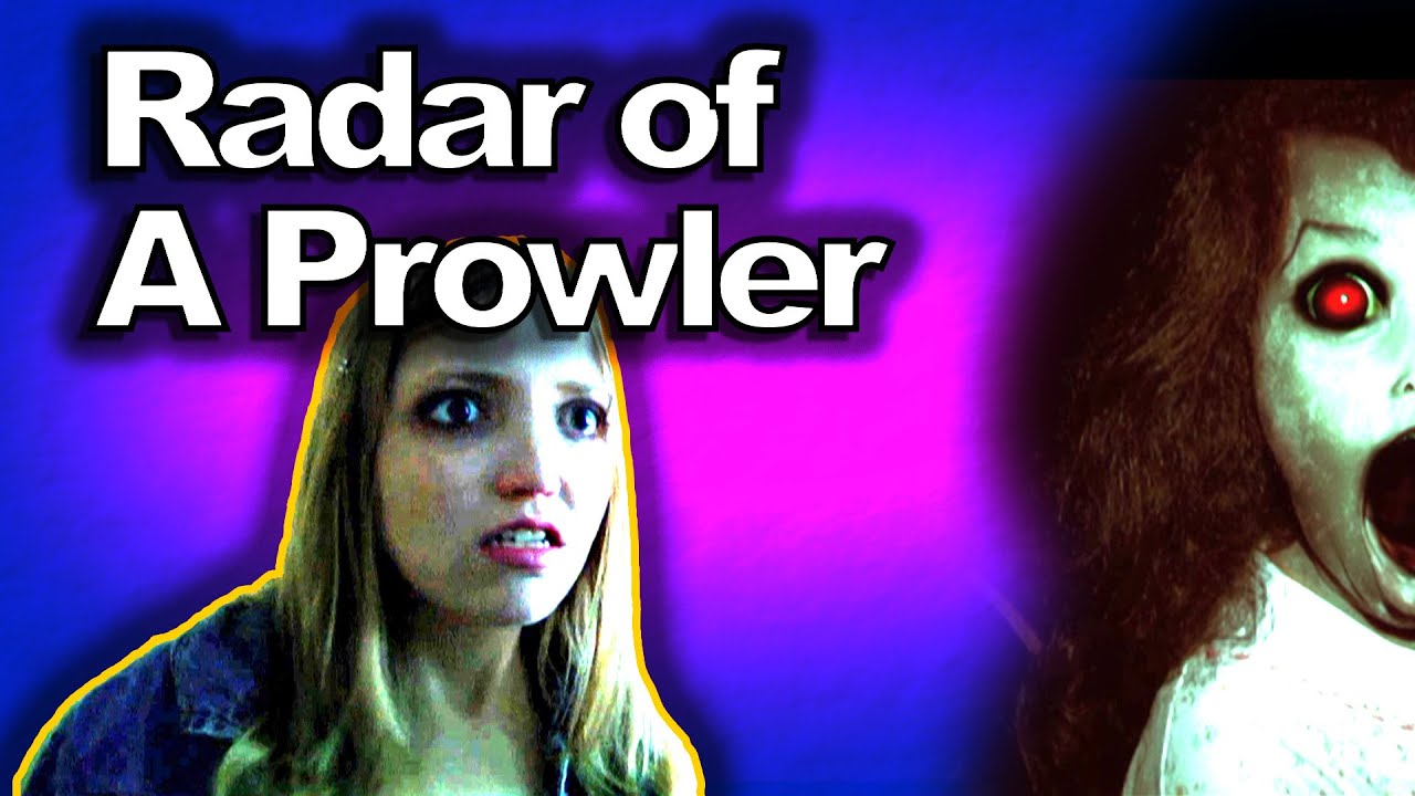 Radar of a Prowler - Time Marches On - Creepy NEW! music video