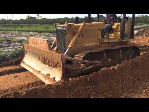 Bulldozers Fiatallis FD9 CONSTRUTEX 32960630