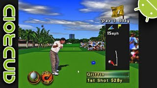 Waialae Country Club: True Golf Classics | NVIDIA SHIELD Android TV | Mupen64Plus FZ Emulator | N64