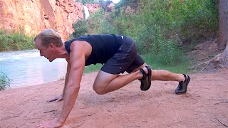 Martial Arts WORKOUT - Amazing 5 Minute Full Body Fitness!