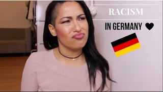 RACISM IN GERMANY  BEING BLACK IN GERMANY IN COMPARISON TO THE USA