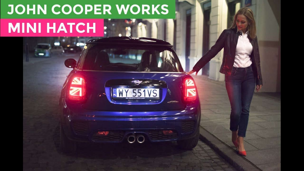 Mini Hatch - JOHN COOPER WORKS - can it finally convince me?