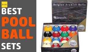 7 Best Pool Ball Sets 2020