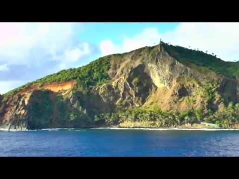 Unsere Reise um die Welt. 08.03. 2014 Adamstown - Pitcairn - Großbritannien. 75. Video.